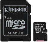 Kingston Canvas Select MicroSD 80R + Adapter