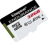 Kingston High-Endurance microSD Memory Card