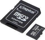 Kingston Industrial-Temperature MicroSD UHS-I Memory Card
