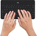 Logitech Keys-to-go Keyboard - Svart