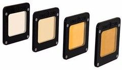 Lume Cube Filters CTO Gel 4-pack