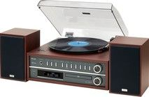 Teac MC-D800 Turntable/CD System