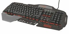 Trust Gxt 850 Metal Gaming Keyboard