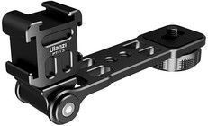Ulanzi PT-13 Triple Cold Shoe Mount Plate Bracket