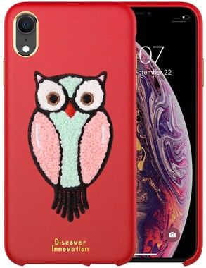Nillkin Plush Case - Adorkable Owl (iPhone Xs Max)