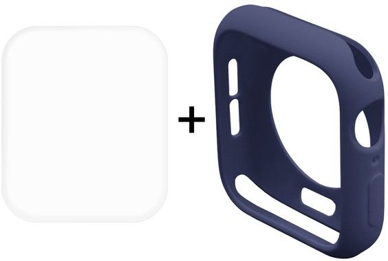 Hat Prince Case + Screen Protector (Apple Watch 4 40 mm)