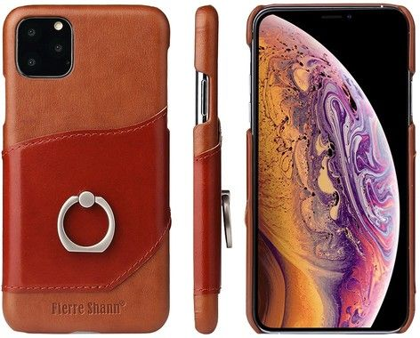 Fierre Shann Ringo Card Case (iPhone 11)