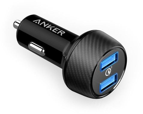Anker PowerDrive Elite 2 ports Car Charger