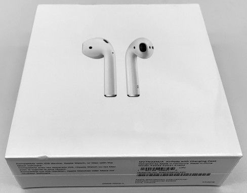 Apple AirPods 2 med Laddningsetui