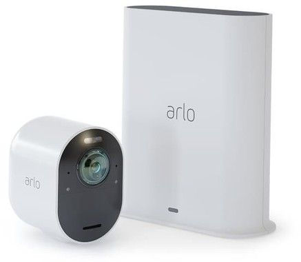 Arlo Ultra 4k UHD Wirefree 1 Camera System VMS5140
