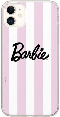 Barbie Striped Case (iPhone 12/12 Pro)