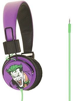 Batman The Joker Headphones