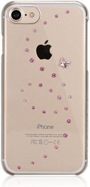 Bling My Thing - Papillon (iPhone 7) - rosa