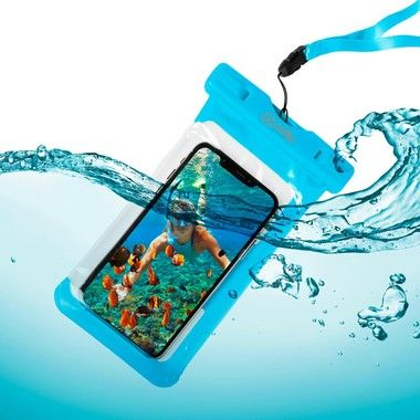 Celly Splash Bag IPX8 (iPhone)