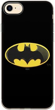 DC Comics Batman Mobilskal (iPhone SE2/8/7/6)