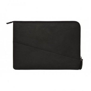 "Decoded Waxed Slim Leather Sleeve (Macbook Pro 13"")"