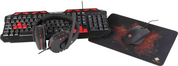 Deltaco Gaming 4-in-1 Gaming Gear Kit