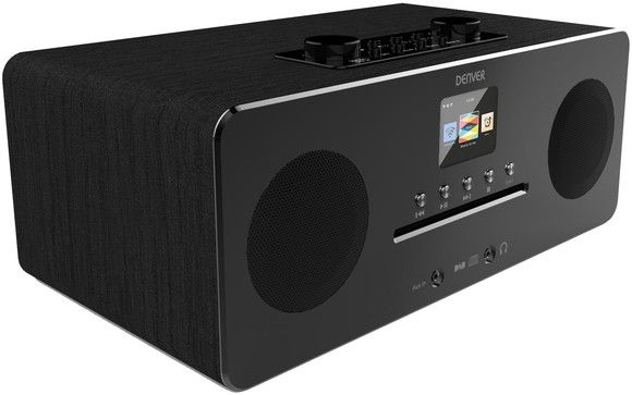 Denver MIR-260 Internetradio/CD/AUX/Bluetooth