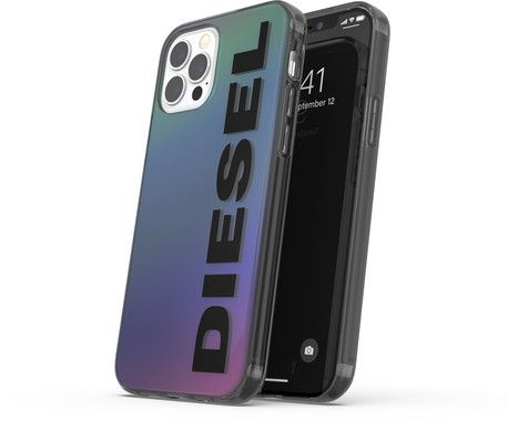 Diesel Holographic Snap Case (iPhone 12/12 Pro)