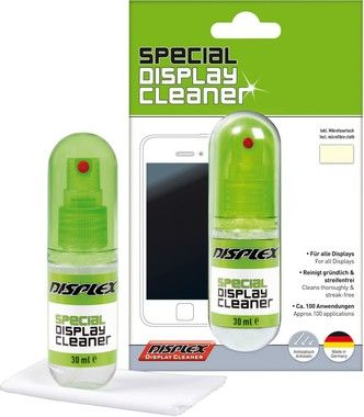 Displex Display Cleaner & Cloth