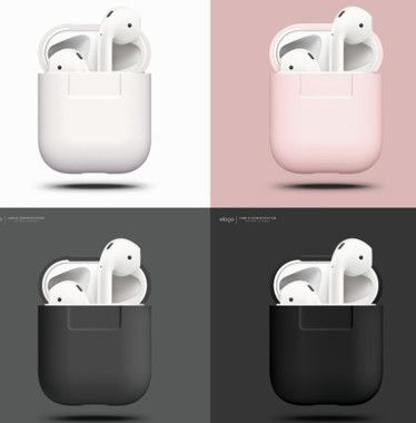 Elago AirPods Silicone Case for AirPods Case