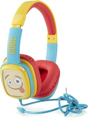 Emoji Flip\'n\'Switch Junior Headphones