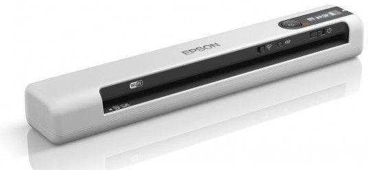 Epson WorkForce DS-80W Scanner