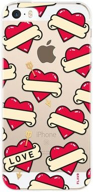 Flavr iPlate Hearts (iPhone 5/5S/SE)