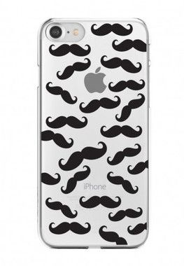 Flavr Moustaches Case (iPhone 7)