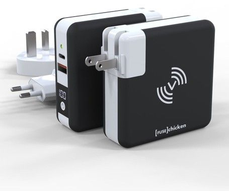 Fuse Chicken All-In-One Travel Charger