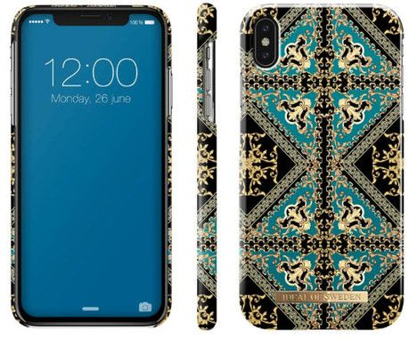 quality design b30e6 1f3e3 iDeal of Sweden Baroque Ornament (iPhone Xs Max)