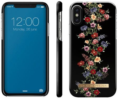 iDeal of Sweden Dark Floral (iPhone X/Xs)