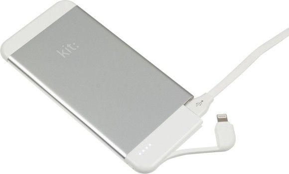 Kit Powerbank Lightning 4100 mAh