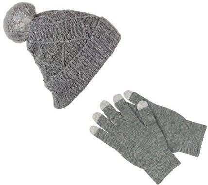Kitsound Audio Beanie & Gloves
