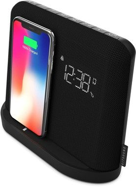 Kitsound XDock Qi Charging Bluetooth Speaker Dock