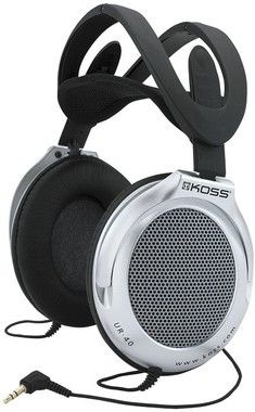 Koss UR40 Over Ear Headphones