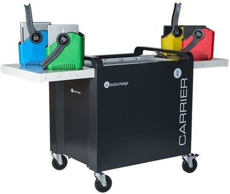 LocknCharge Carrier Charging Cart 40