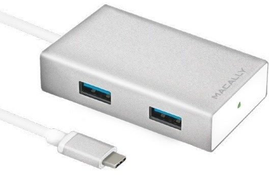 Macally UC3HUB USB-C to 4x USB-A