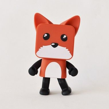 MOB Dancing Animals - Fox