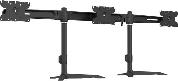 "Multibrackets M VESA Desktopmount Triple Stand 24""-32\"""