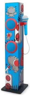 Muse M-1020 KD Kids Tower Speaker with Mic