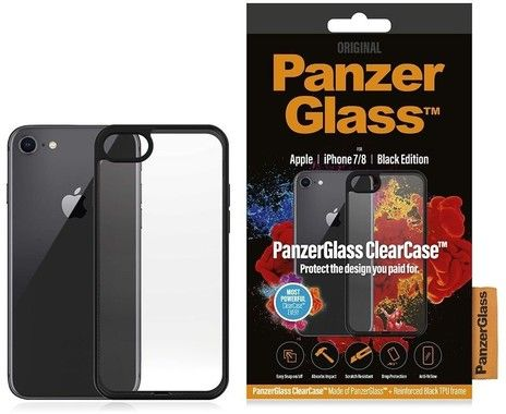 PanzerGlass ClearCase (iPhone SE2/8/7)