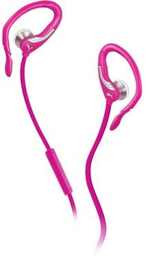 Puma Pro Performance In-ear + mic - rosa