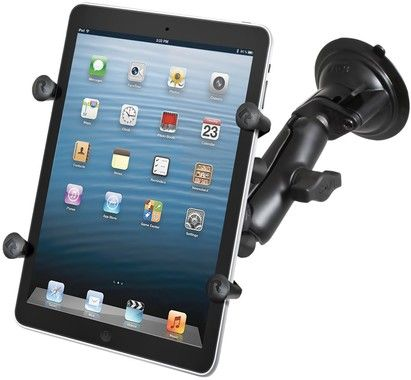 RAM Mount - X-Grip II med sugkopp (iPad mini)