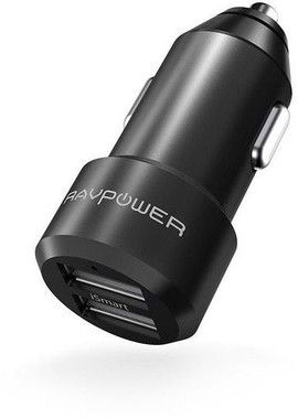 RAVPower Billaddare 2xUSB