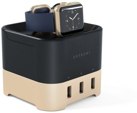 Satechi Smart Charging Stand - guld
