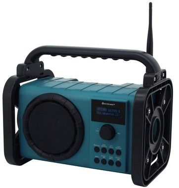Soundmaster DAB80 - Job Site Radio