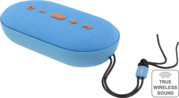 Streetz Water Resistent Bluetooth Speaker