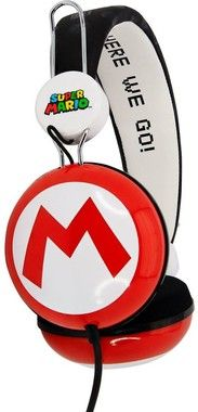Super Mario Stereo Headphones