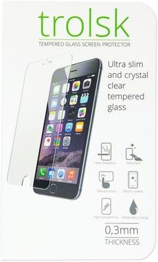Trolsk Glass Screen Protector (iPhone SE/5/5S)